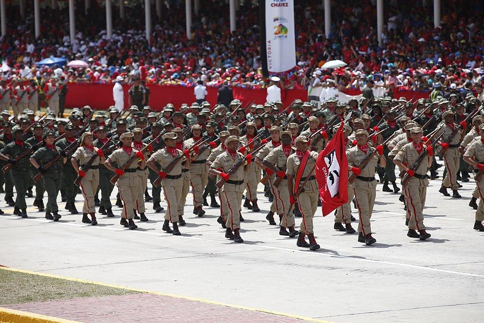 Caracas, Canciller Ricardo Patiño participó en los actos de conmemoración de la muerte de Hugo Chávez (12960883923)
