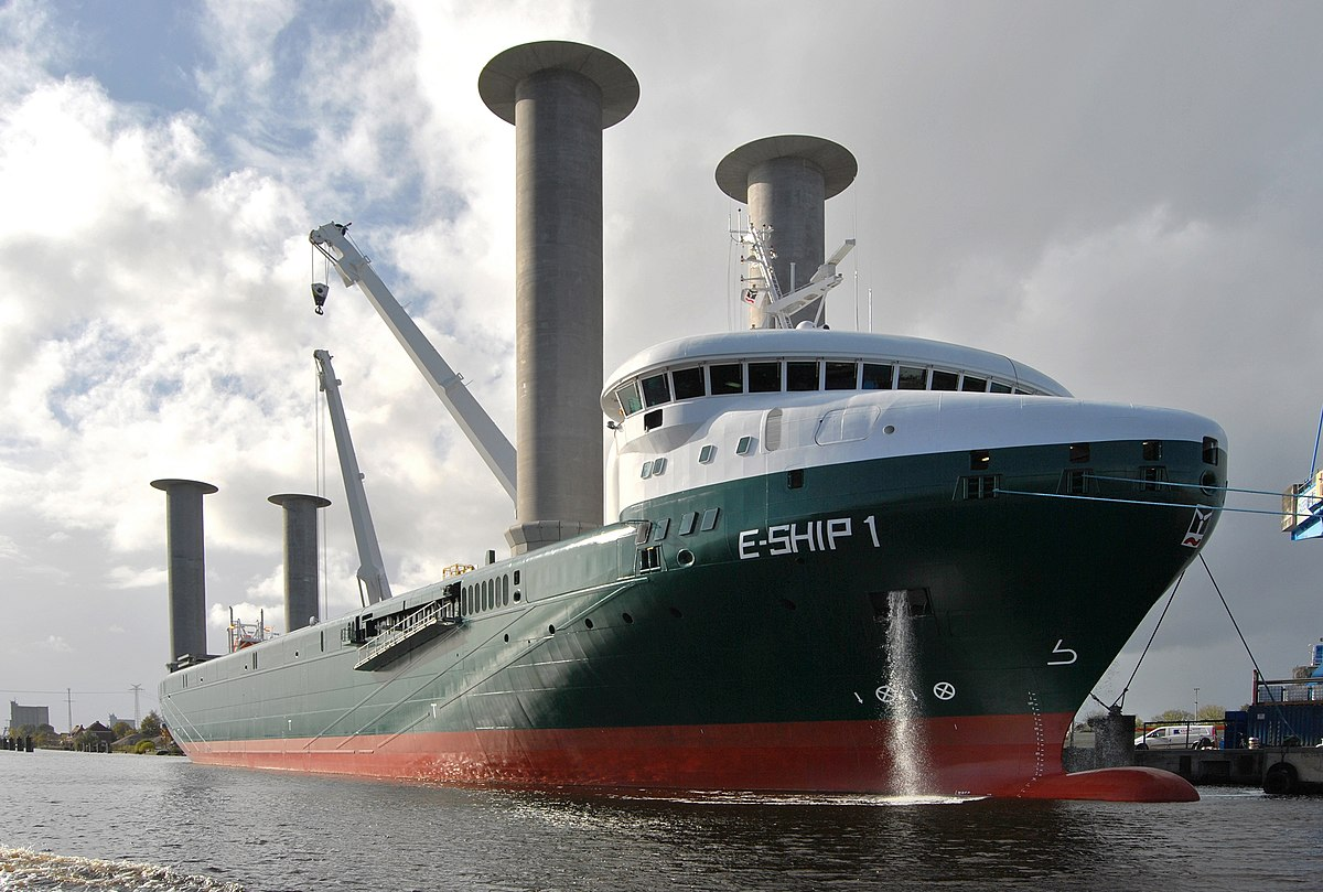 E Ship 1 Wikipedia