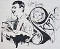 Carl Larsson x Anders Zorn Pallettskrap 1880.jpg