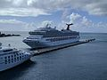 Carnival Conquest and Star Legend (31087315614).jpg