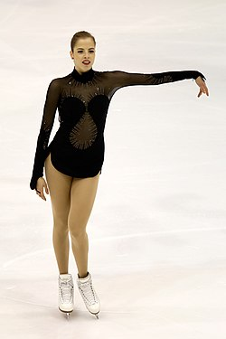 Carolina Kostner at 2013 Italian Figure Skating Championships.jpg