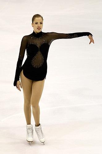 Carolina Kostner - Kostner at 2013 Italian Championships