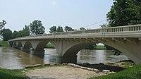 Carrollton Bridge, eastern side.jpg