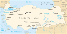 Description de l'image Carte de la Turquie FR.png.