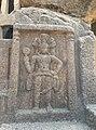 Carving in Kanheri caves1.jpg