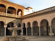 Casa de Pilatos, en Sevilla.