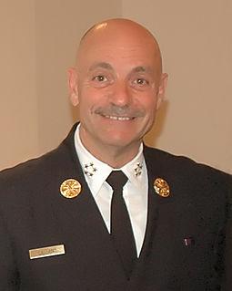 Salvatore Cassano New York City Fire Department commissioner