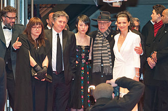 Cast of Nobody wants the Night Berlin 2015.jpg