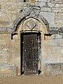 Castelnaud-la-Chapelle Milandes église portail sud-ouest.jpg