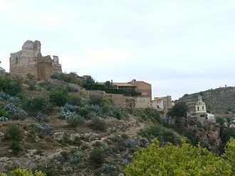 Bolbaite - Image: Castillo de Bolbaite