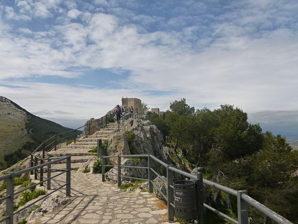 Buscando vistas de Jaén