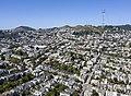 Castro District overhead, San Francisco, May 23, 2020.jpg