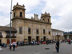 Facatativá - Cathedral of Facatativá