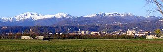Biellese Alps - Catena Monte Bo - Barone