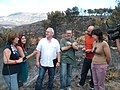 Cayo Lara visita las zonas afectadas por los incendios en Valencia (5).jpg