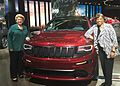 Celebrating 75 years of Jeep at the North American International Auto Show in Detroit. (24025173480).jpg