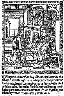 La Celestina Wikipedia La Enciclopedia Libre