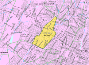 Census Bureau map of Orange, New Jersey.png