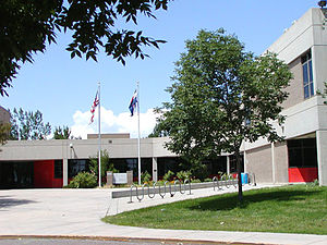 Centaurus High School - Image: Centaurus High School