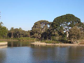 trio of parks in Sydney, Australia