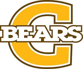 Evansville Central High School - Image: Central bears C logo