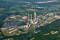 Centrale termoelettrica thermal power station Turbigo Italy.jpg