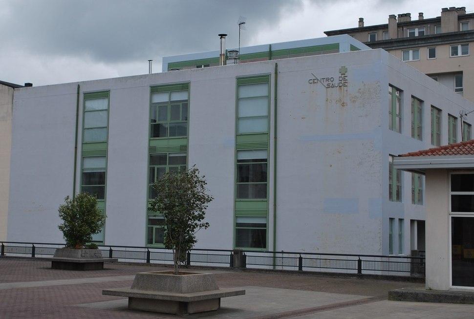 Centro de saúde de Narón, Alto do Castiñeiro
