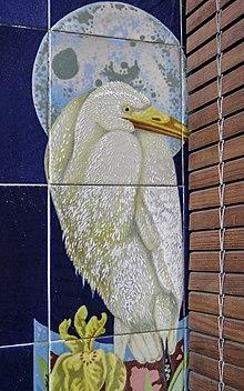 Ceràmica. Rajola de València a l'espai públic de Sollana (País Valencià) 18.jpg