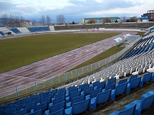 FC Unirea Alba Iulia - Cetate Stadium