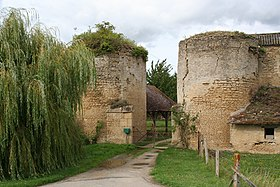 Image illustrative de l'article Château de Courcy (Calvados)