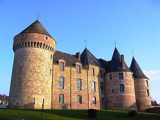 Gacé - Gacé Castle
