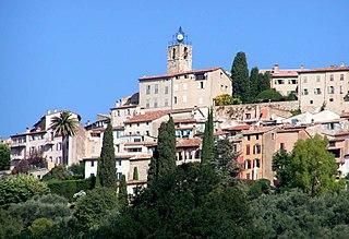 Châteauneuf-Grasse Commune in Provence-Alpes-Côte dAzur, France