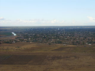 Chókwè District District in Gaza, Mozambique