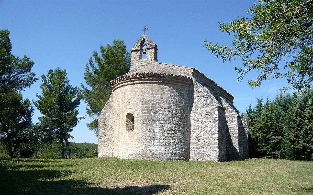 Chapelle Saint-Pierre Peynier Bouches-du-Rhône (France).JPG