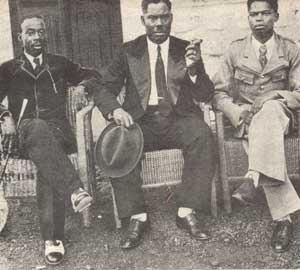 Charles Atangana - Atangana as paramount chief