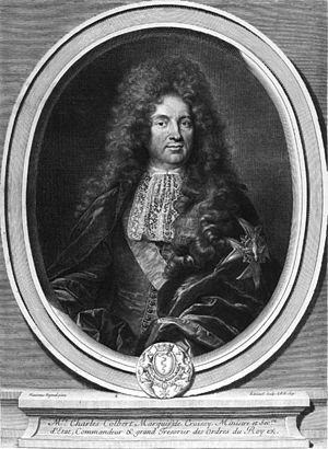 Charles Colbert, marquis de Croissy - Charles Colbert, marquis de Croissy.
