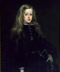 Juan Carreño de Miranda: King Charles II, Spain