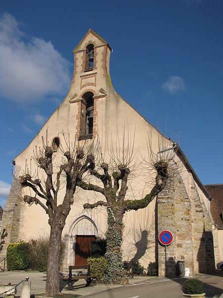 Charny, Yonne, Bourgogne, France.