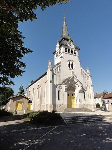 Charny-sur-Meuse (Meuse) église