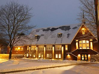 Liberal arts colleges in the United States - Image: Chase Hall