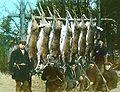 Chasse Cerfs Nord Ontario 1930.jpg