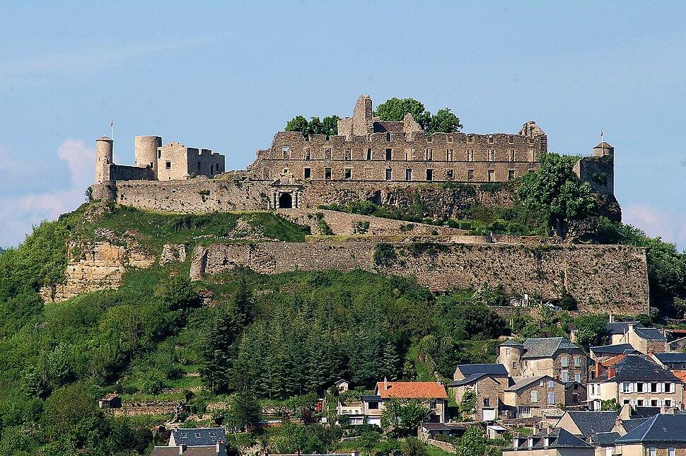 Chateau de severac le chateau