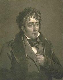 Portrait de François-René de Chateaubriand