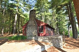 Chatfield Hollow State Park - Oak Lodge