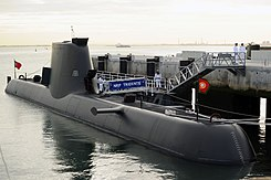 Chegada do submarino NRP Tridente à Base Naval do Alfeite.jpg