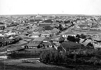 Chișinău - Chișinău, 1889
