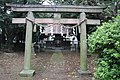 Chiba-dera Temple Torii (29927214802).jpg