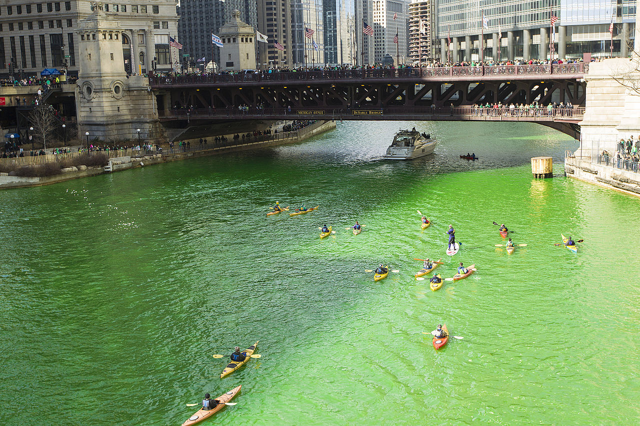 Image Result For Bright Green Chicago