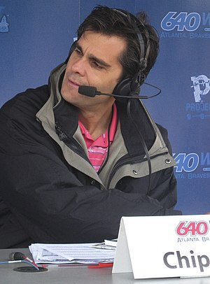 Chip Caray - Caray in 2009.