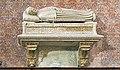 Choir of Santi Giovanni e Paolo (Venice) - Tomb to doge Marco Corner.jpg